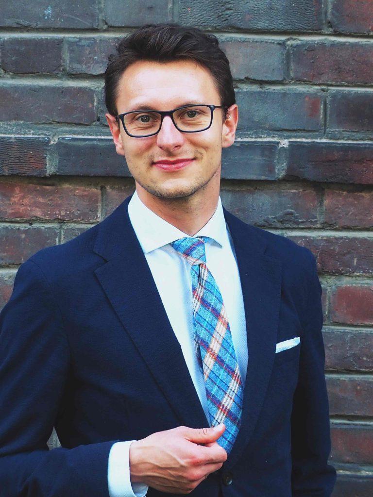 o mnie i o blogu Maciej Pawlik