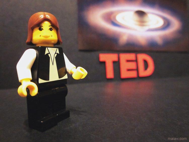 TED TEDx TEDGlobal talks
